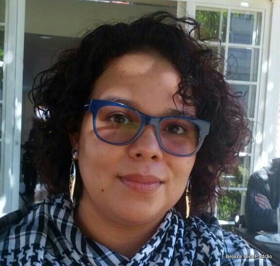Cabelo Cacheado Curto - Rafaela Figueredo - Beleza sem padrão