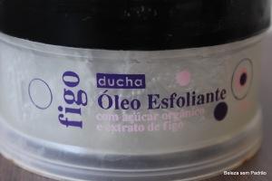 DUCHA Óleo Esfoliante de Figo