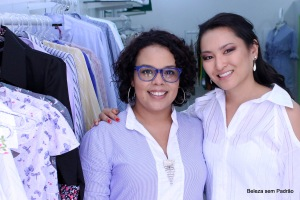 Rafaela Figueredo e Cintia Taira - Taira Camisaria Primavera Verão 2013