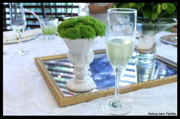 Decoração: Arranjo para mesa de casamento