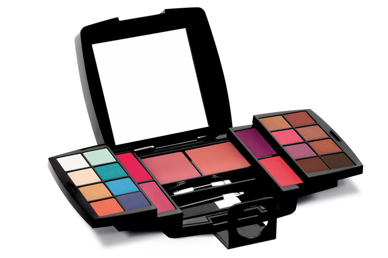 Make B. Miami Sunset Palette de Maquiagem 1