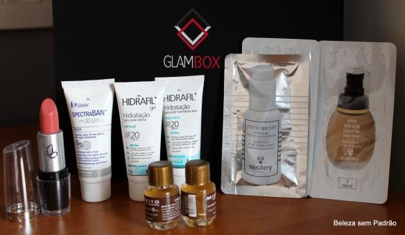 Glambox Setembro 2012