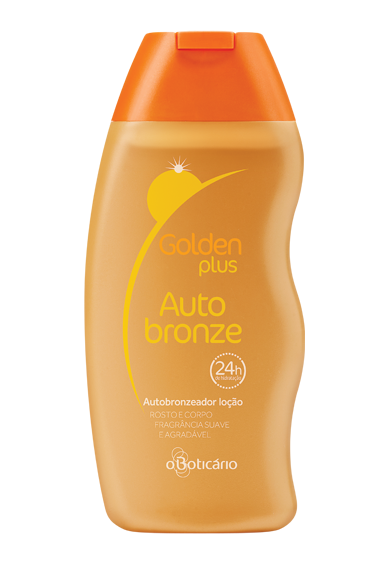 Golden Plus Auto Bronzeador