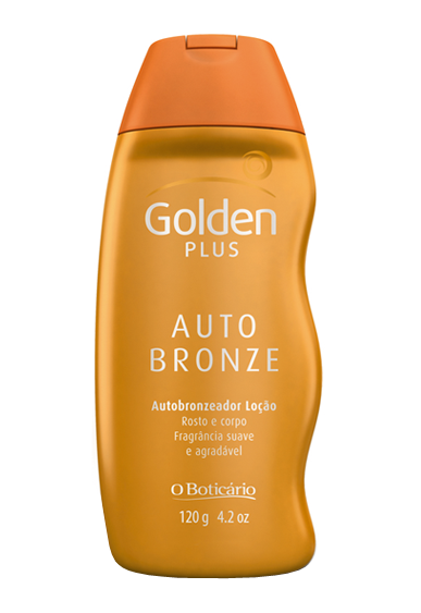 Golden Plus Autobronzeador Loç_o